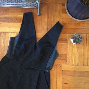 Madewell Black Dress New with Tags